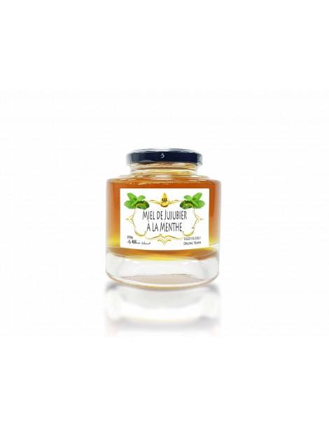 Yemeni Sidr Honey with Mint