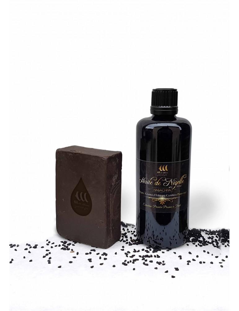 "Black Seed Oil Soap ""Habachia"""